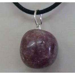 Pendentif PR Lépidolite Violette