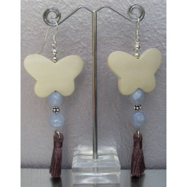 Boucles CR Papillon