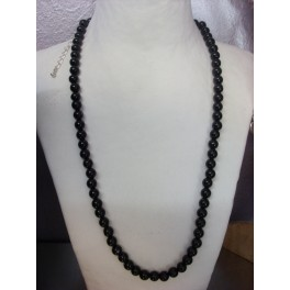 Collier Onyx Noir