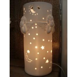Lampe ange