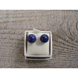 Boucles Lapis-lazuli