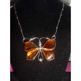 Papillon Ambre
